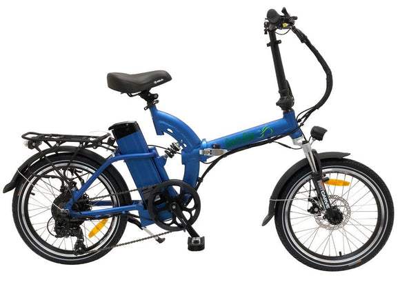GB500 - Electric Scooter Green Bike USA E-Bike Fast