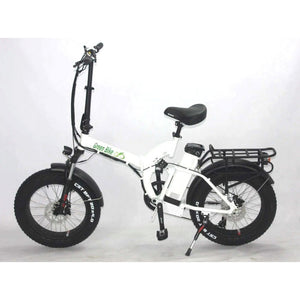 Green Bike USA - GB500 Fat Tire - Folding E-Bike - Bicycle Green Bike USA E-Bike Fast