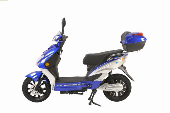 X-Treme Cabo Cruiser Elite Max 60 Volt Electric Bicycle Scooter - E-Bike Fast