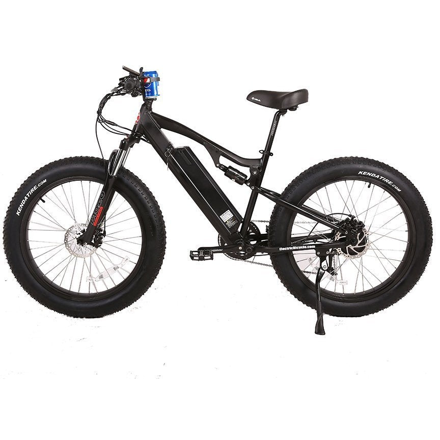 X-Treme - Rocky Road Fat Tire 48 Volt Electric Mountain Bicycle - Bicycle X-Treme E-Bike Fast