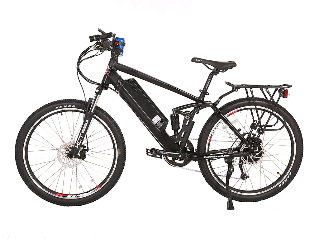 X-Treme - Rubicon 48V Electric Mountain Bike - Bicycle X-Treme E-Bike Fast