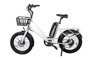 Runabout- 500W 48V High Speed Fat Tire Electric Bike - Bicycle Civibikes and Revibikes E-Bike Fast