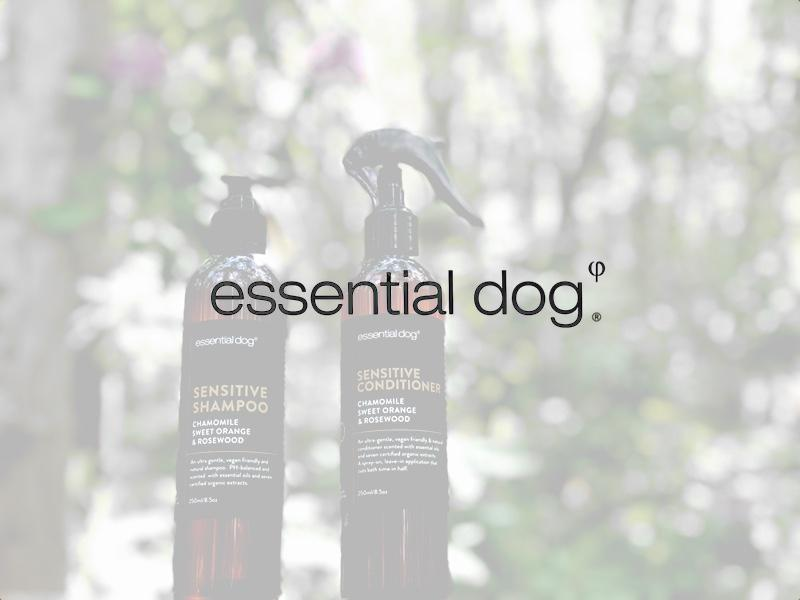 An interview with Essential Dog - Natural Premium Dog Shampoo and Conditioner