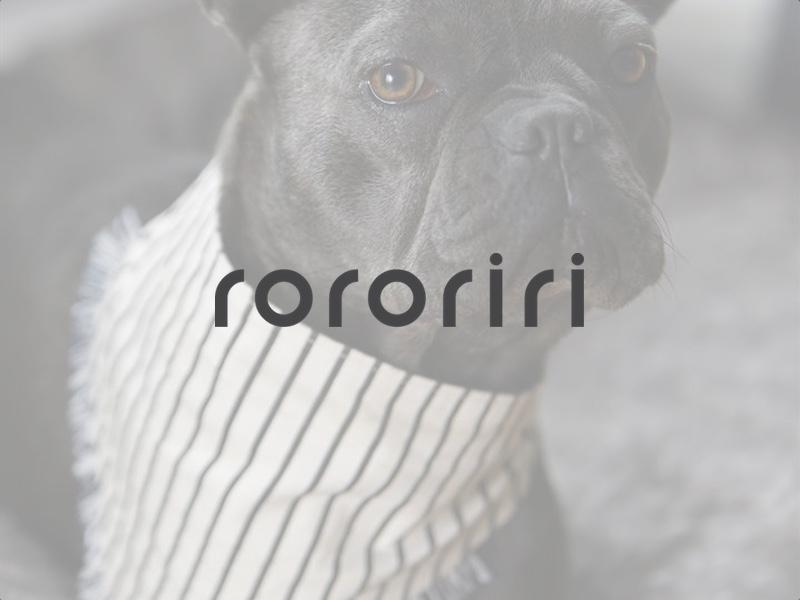 An interview with Rororiri – Elegant Dog Clothing Brand