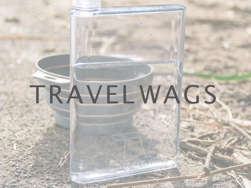 An Interview with Travel Wags - Stylish Dog Walking Bags