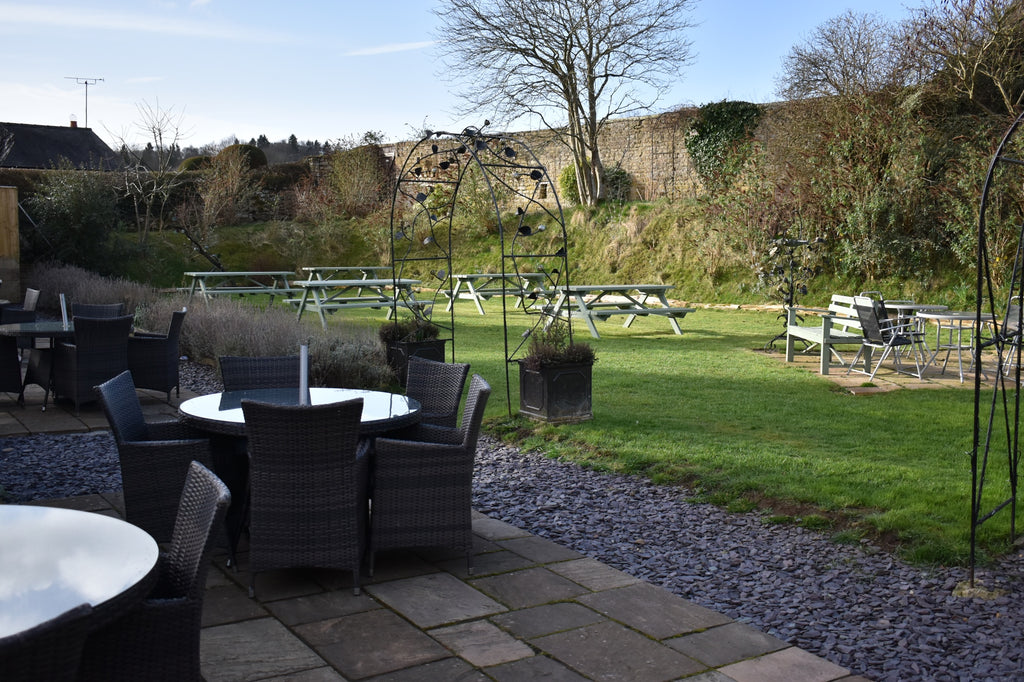 pet friendly restaurants Northumberland