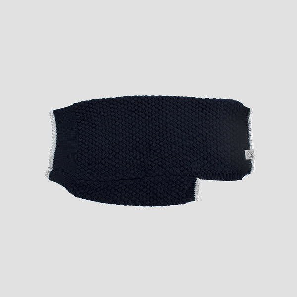 Navy Dog jumper