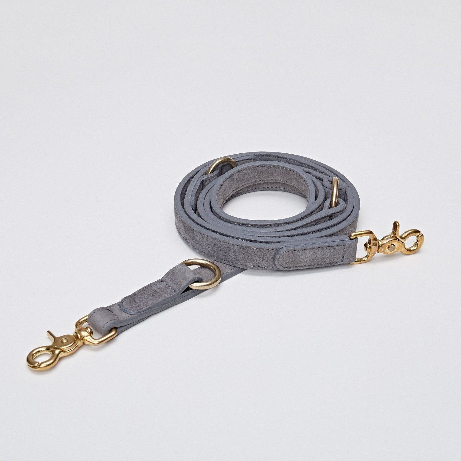 Cloud7 Tiergarten Nubuck Leather Dog Lead
