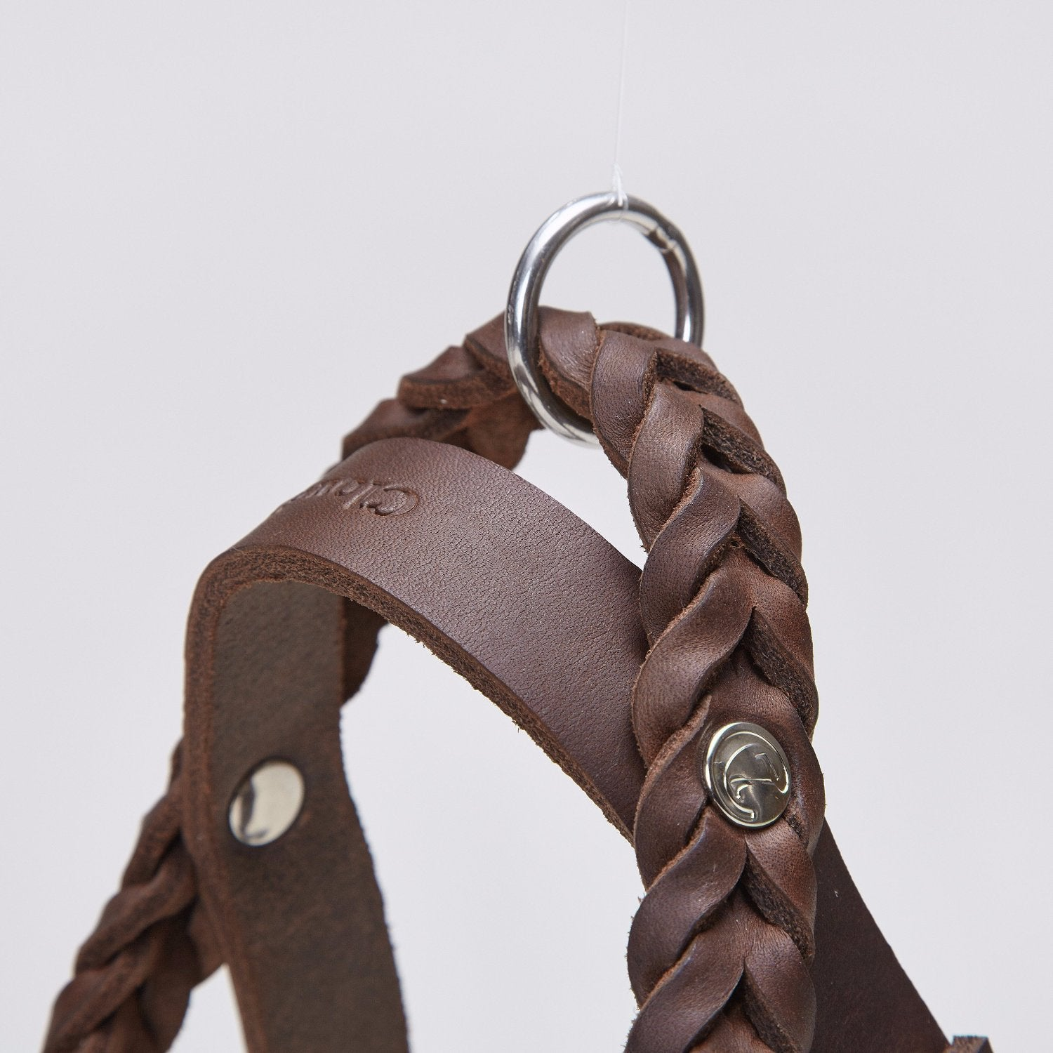 Cloud7 Leather Dog Harness