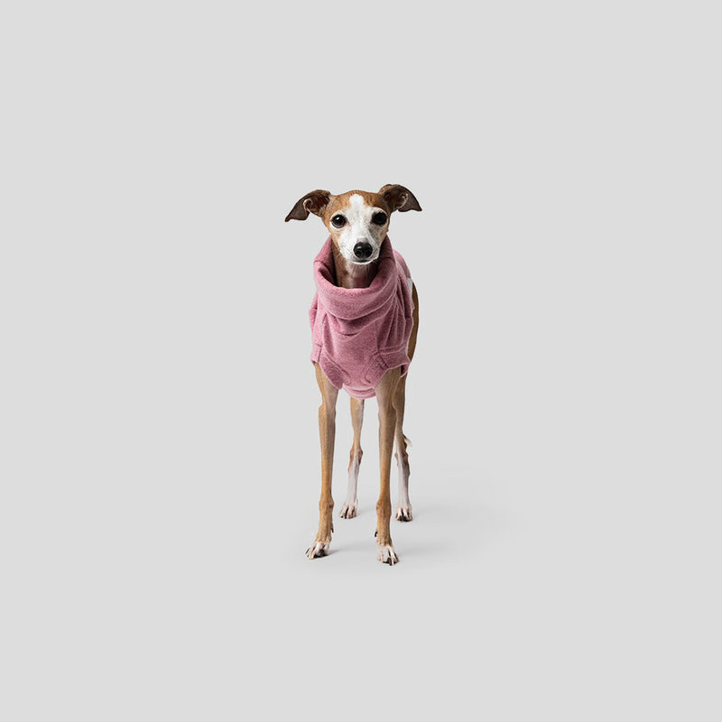 pink turtleneck for dogs