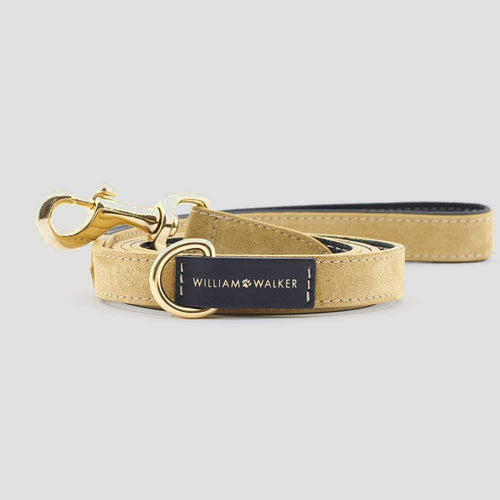 William Walker City Dog Leash - Midnight X Sun