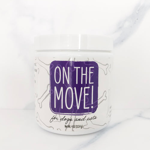 Wildly Blended - On The Move
