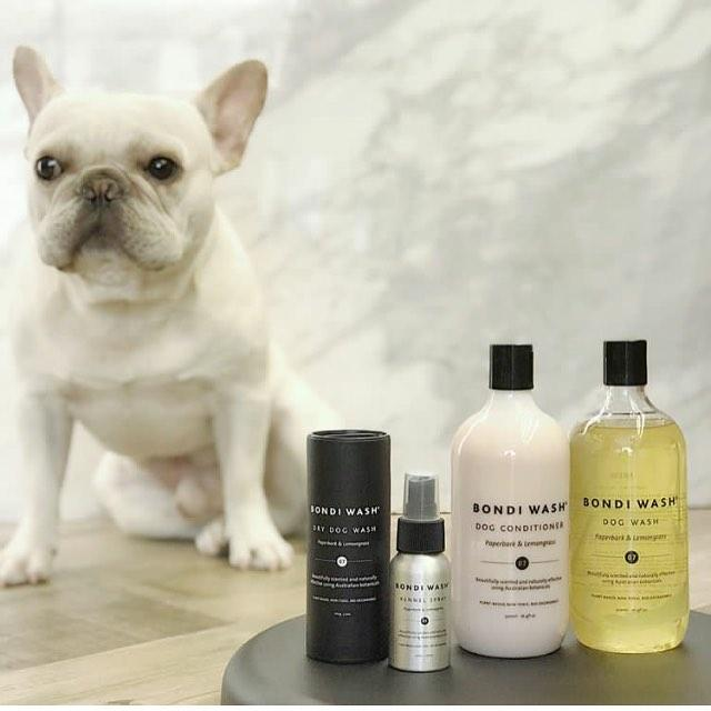 luxury dog conditioner with natural ingredients