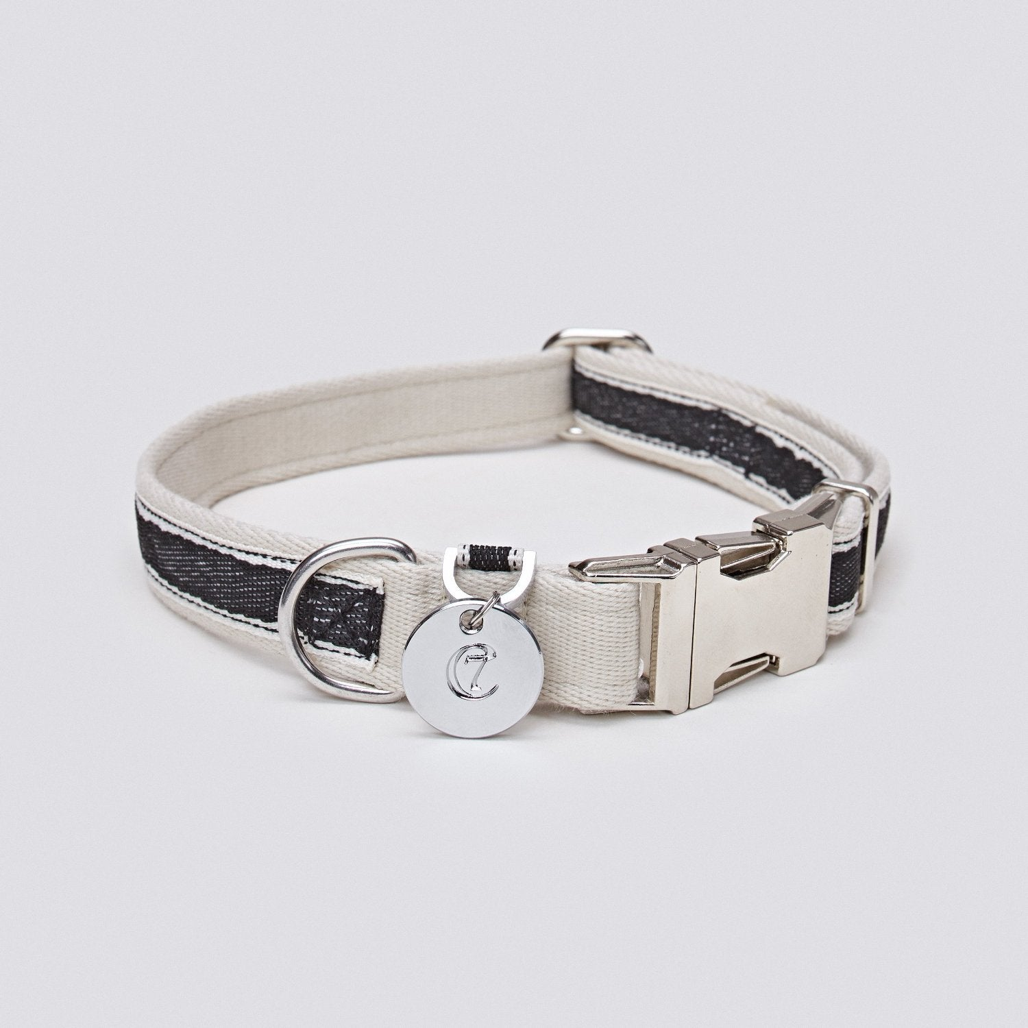 Cloud7 Hugo Black Dog Collar