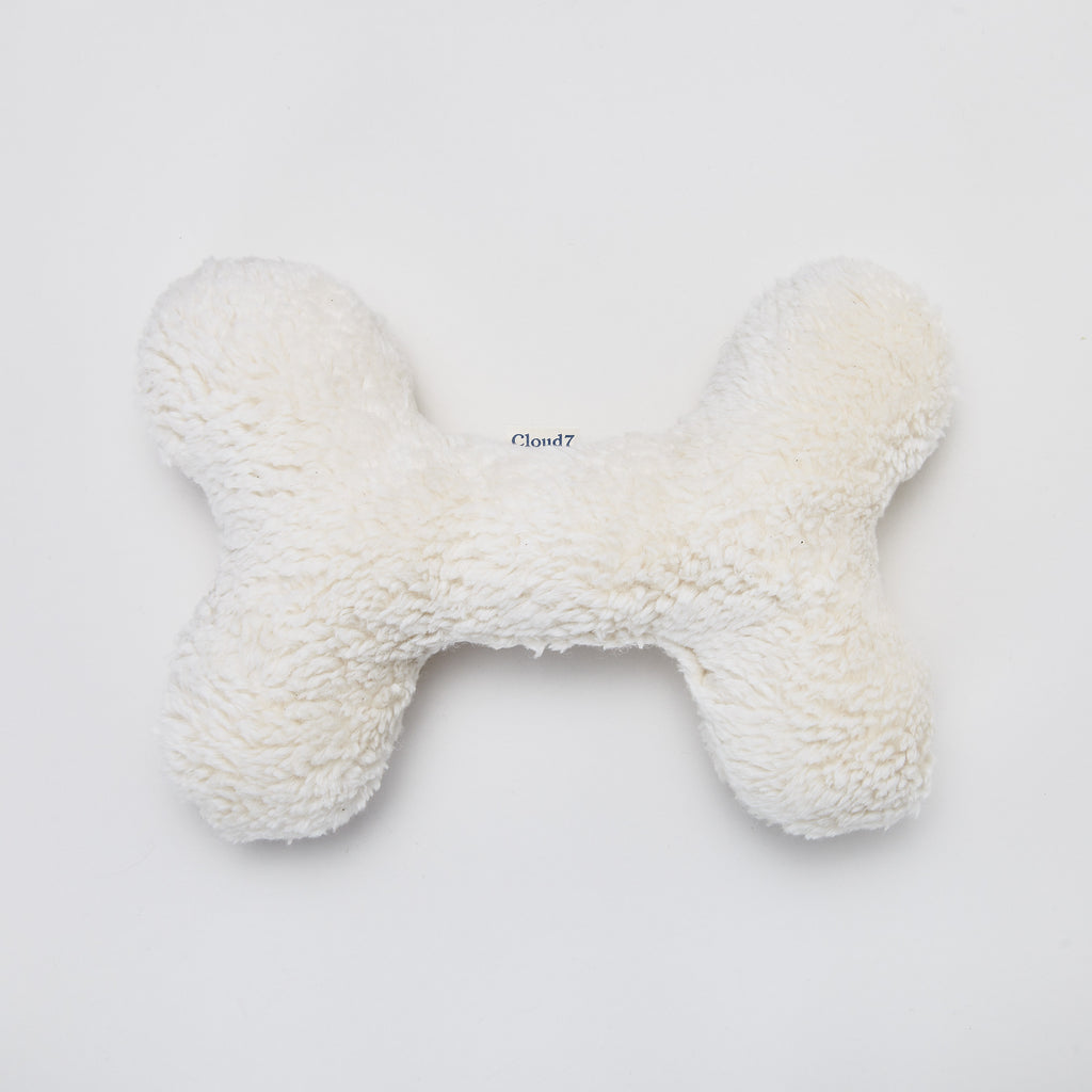 Cloud7 Plush Dog Bone Toy