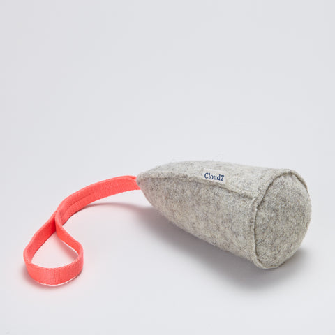 Modern Beast Carrot Dog Toy