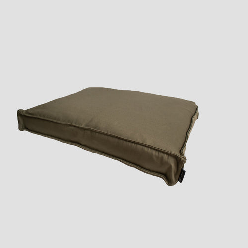 Yianni & Yoko Luxury Deep Fill Dog Cushion - Lovat