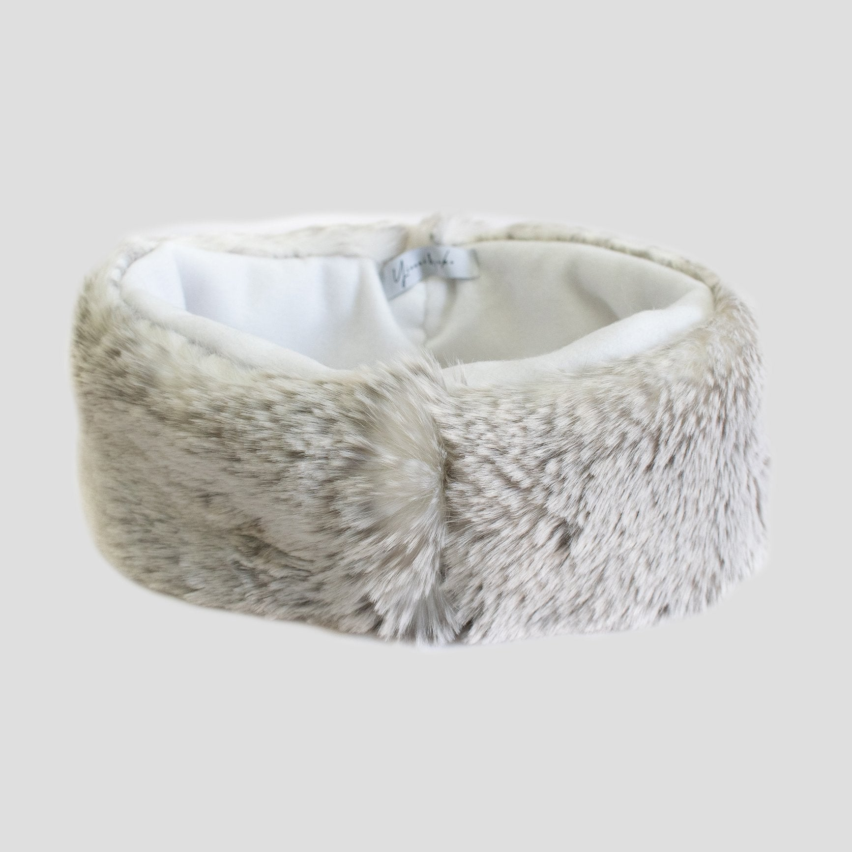Yianni & Yoko Luxury Soft Faux Fur Dog Snood - Large