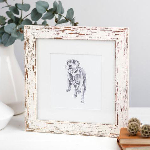 dog artwork print uk