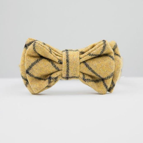 Max Bone Kensington Dog Bow Tie