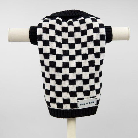 rororiri Hayden Polkadot Dog Sweater