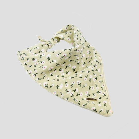 Max Bone Leah Dog Bandana
