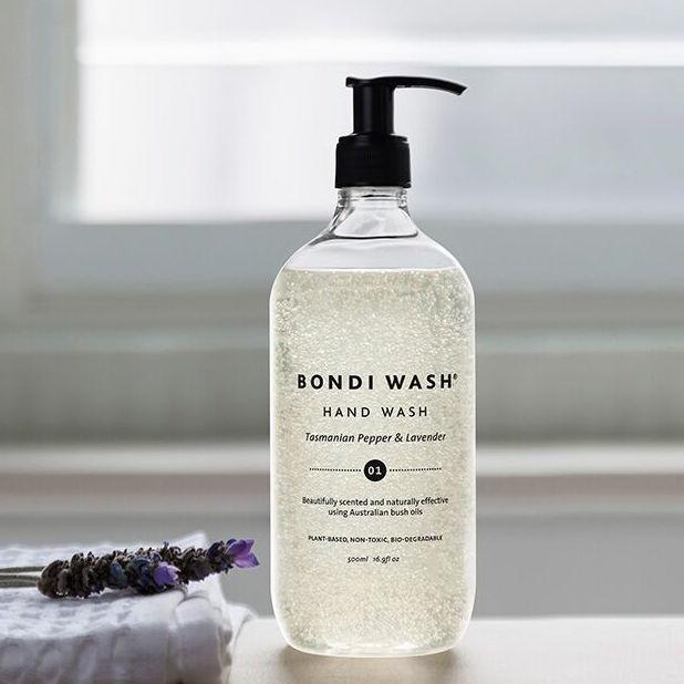 Kind to your skin hand wash