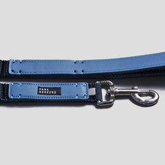 strong vegan leather dog leash