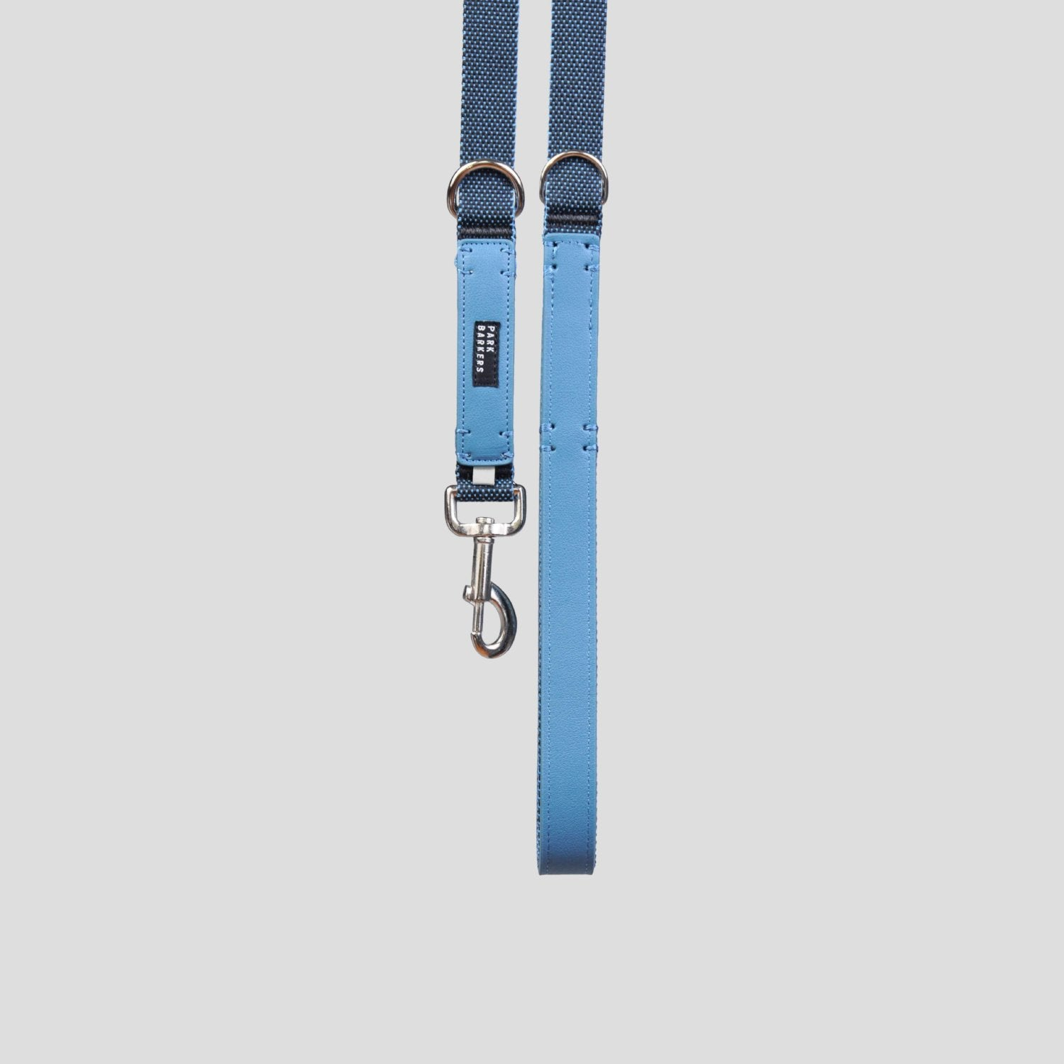blue eco friendly dog leash
