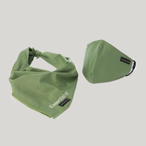 Max Bone Daily Walk Face Mask & Bandana Pack