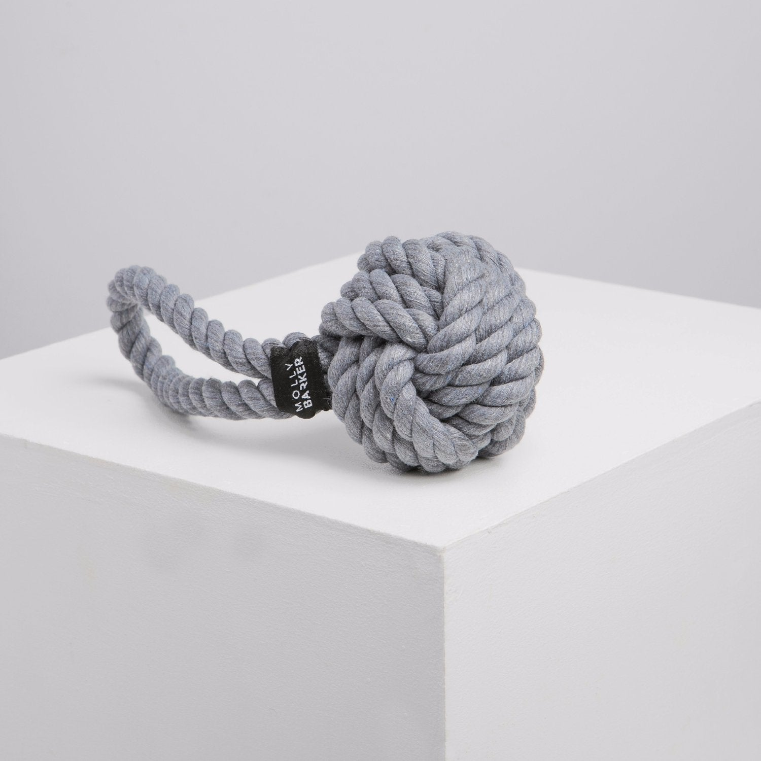 Molly Barker Rope Knot Dog Toy