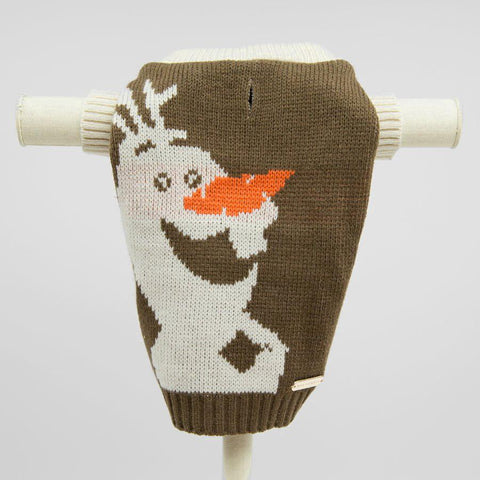 Tiny Wolf Lightning Bolt Dog Jumper