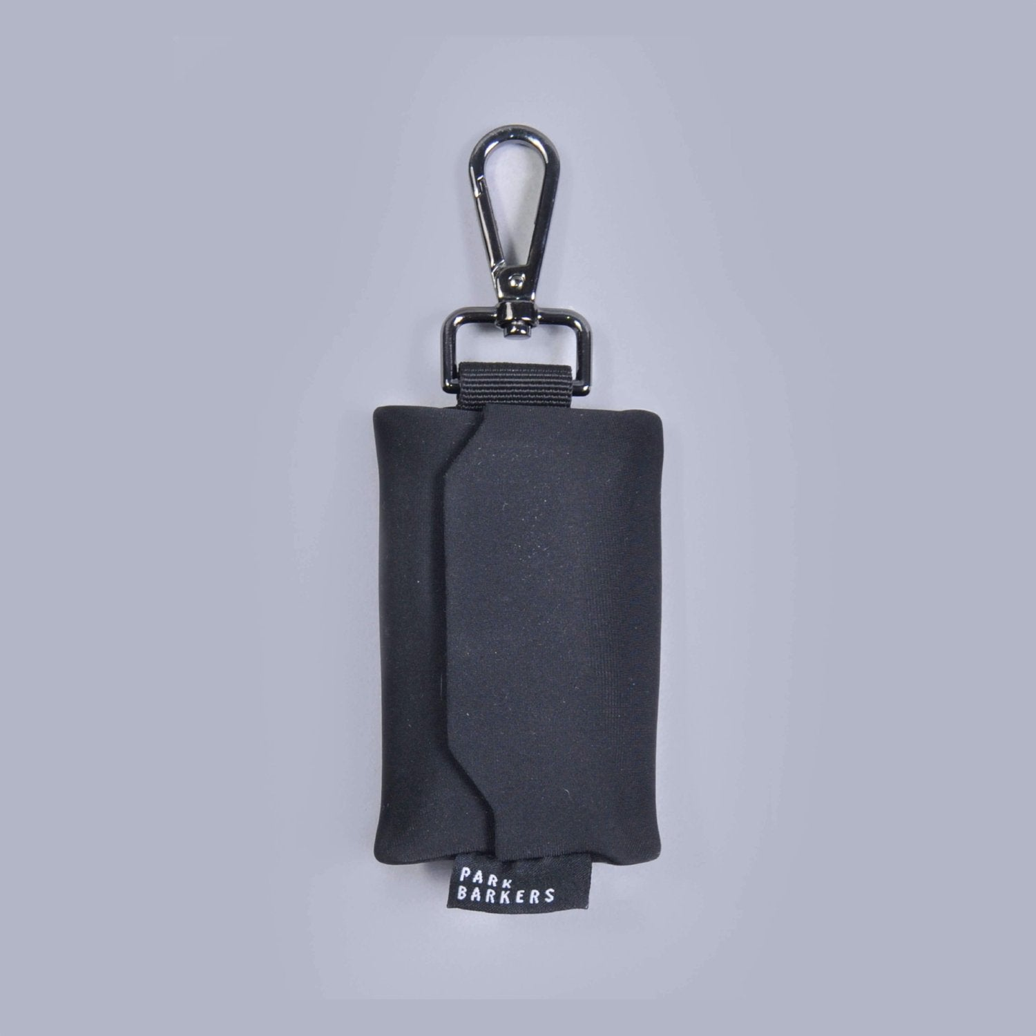 black dog waste bag dispenser