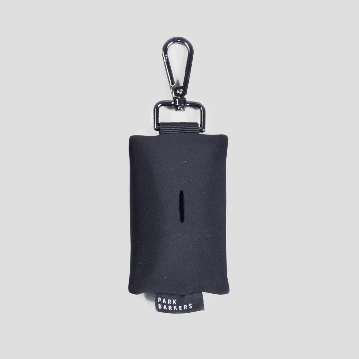 Park Barkers Black Yoyogi Dog Poop Bag Holder