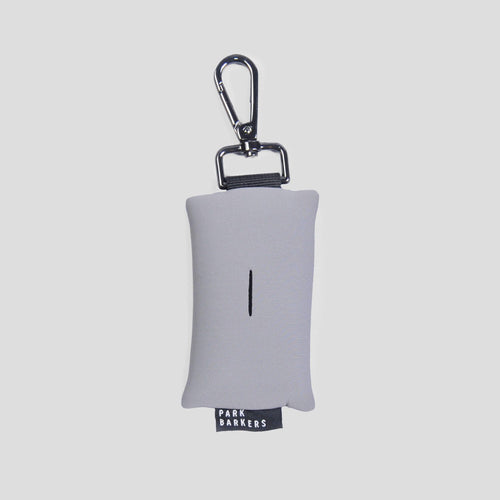 Park Barkers Grey Yoyogi Dog Poop Bag Holder
