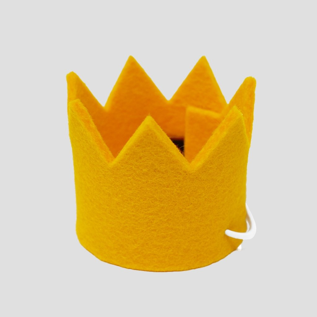 Modern Beast Party Beast Dog Crown
