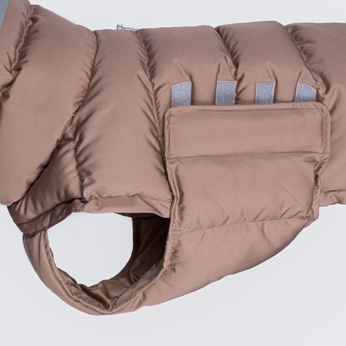Cloud7 Alaska Dusty Rose Dog Coat