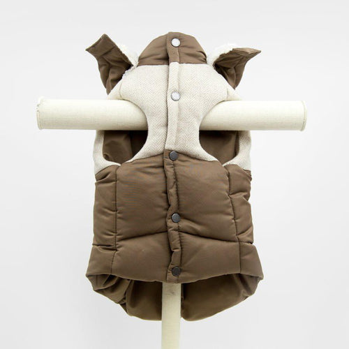 designer dog body warmer