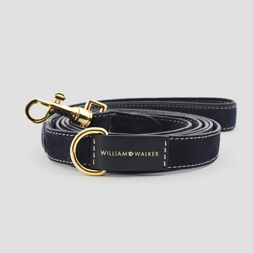 William Walker City Dog Leash - Midnight