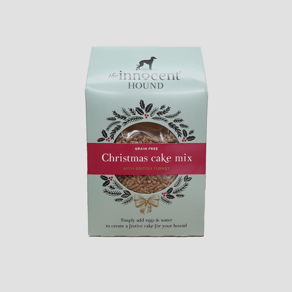 The Innocent Hound - Grain Free Dog Christmas Cake Mix