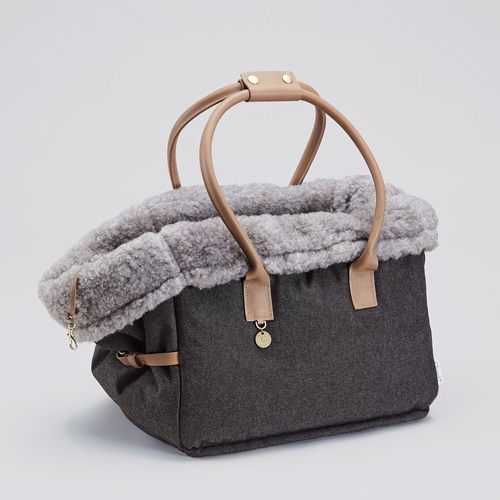 Cloud7 Heather Brown Dog Carrier