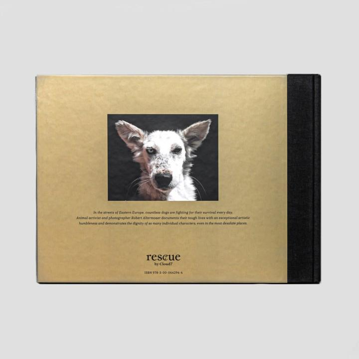 dog rescue charity book