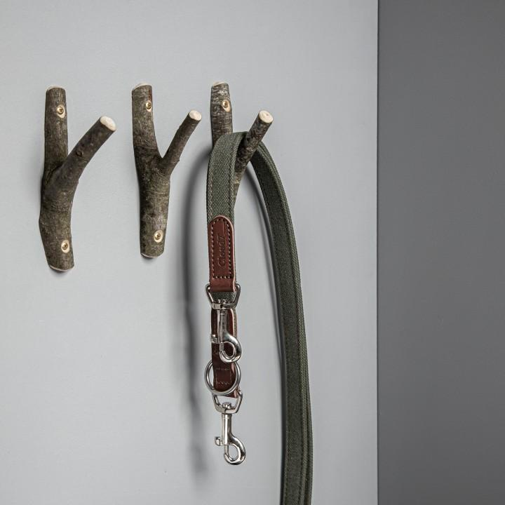 stylish dog hooks