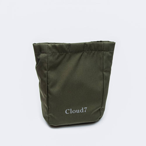 Cloud7 Dog Treat Bag Calgary Olive