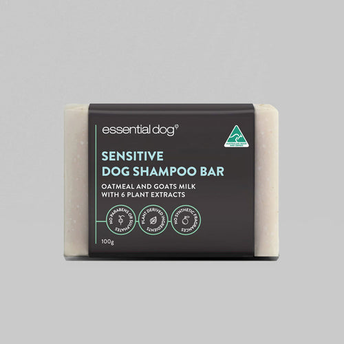 Essential Dog Sensitive Dog Shampoo Bar
