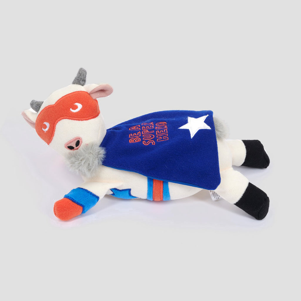 Jax & Bones Flying Finn The Goat Dog Toy