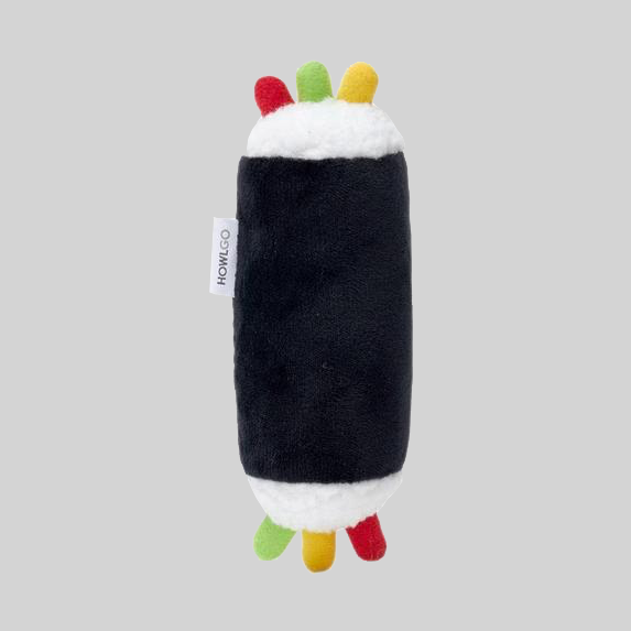 Pets So Good Gimbap Dog Toy