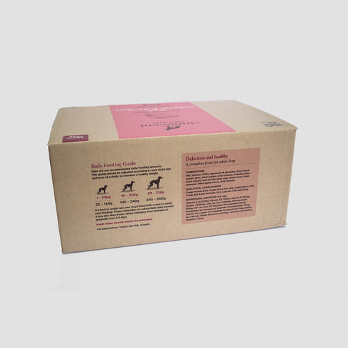 air dried dog food for dogs