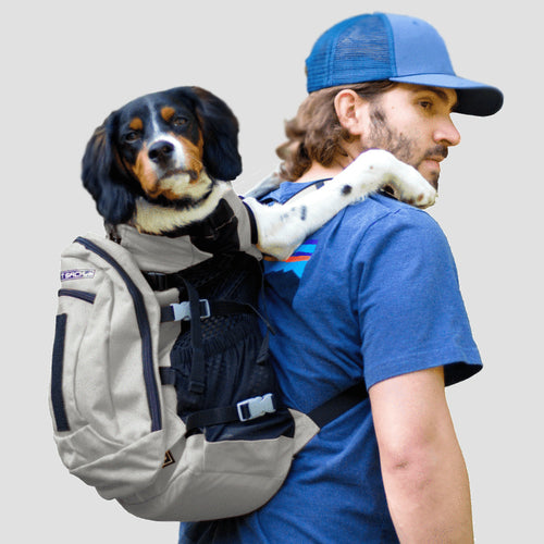 K9 Sport Sack Plus 2 Grey