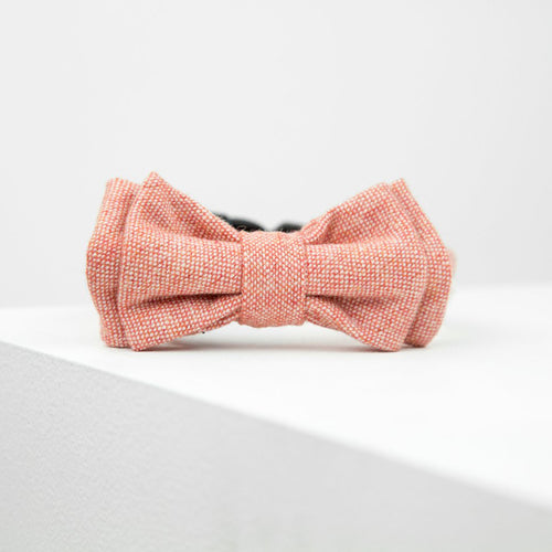 Max Bone Natasha Dog Bow Tie Collar